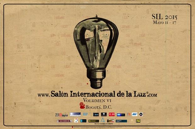 Afiche del salon internacional de la imagen