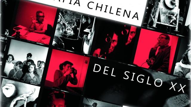 Afiche del proyecto Iconos de la fotografia chilena del siglo XX